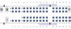 American Eagle Seating Chart Bombardier Crj700 Seating Chart Flyradius
