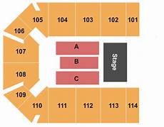 Reeves Athletic Complex Seating Chart The Kovalchick Complex Ed Fry Arena Seating Indiana