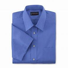 Jcpenney Stafford Shirt Size Chart Stafford 174 Short Sleeve Easy Care Broadcloth Dress Shirt