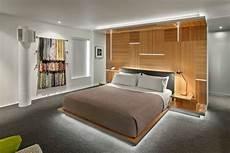 led schlafzimmer 55 ideen f 252 r indirekte beleuchtung an wand und decke