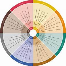 Wheels Wheel Chart Whisky Flavour Wheels And Colour Charts Malt