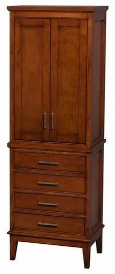 hatton 4 drawer bathroom linen tower with cabinet storage
