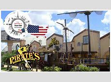 Pirates Dinner Adventure Orlando 2016 (HD)   World Tour