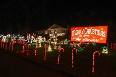 Christmas Lights In Chattanooga Tn Map Where Can You Find The Best Christmas Lights In The