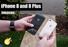 Image result for Gold vs iPhone 8 Plus Space Gray