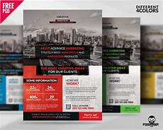 Advertising Flyers Cost Free Multipurpose Corporate Flyer Free Psd Psddaddy Com