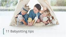 A Babysitter How To Be A Good Babysitter 11 Tips