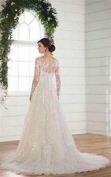 mermaid wedding dress with rich beadwork wedding dresses