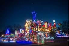 Christmas Lights In Stockton Ca Fitzgerald Christmas As Only Stockton Can Do It News
