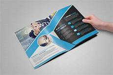 Template For Brochure Free Bi Fold Brochure Template Brochure Templates Creative