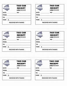 Taxi Bill Format Pdf 50 Free Receipt Templates Cash Sales Donation Taxi