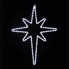 Led Lighted Star Of Bethlehem Holiday Lighting Specialists 2 58 Ft Star Of Bethlehem
