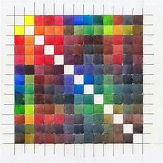 Sennelier Watercolor Chart Review Sennelier 12 Half Pan Watercolour Set Parka Blogs