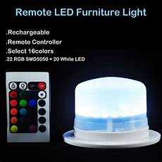Under Table Led Lights 1pc Portable Wireless Battery Operated Under Table Led