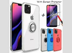 For iPhone 11 / 11 Pro Max Case Clear Slim Cover With