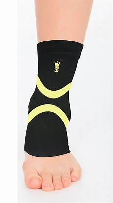cooper fit ankle sleeve copper ankle fit brace compression sleeve support foot for