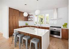 how to make a small kitchen island painting strategies that make a small kitchen look larger