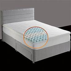 dormeo octaspring zone mattress topper king costco uk