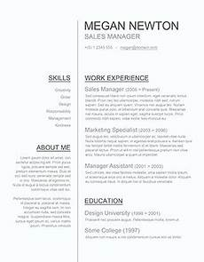 Word Resume Samples 150 Free Resume Templates For Word Freesumes