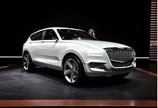 2020 Genesis Gv80 Suv News Release Date And Price 2019