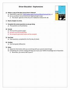 Drivers Ed Chapter 4 Worksheet Answers Free Printables