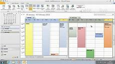 Share Calendar Outlook Outlook 2010 Working With Shared Calendars Mp4 Youtube