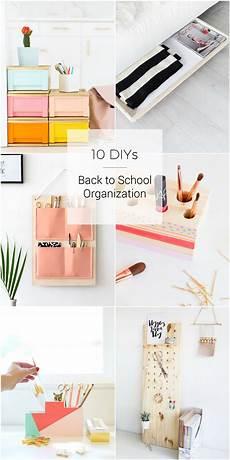 10 diy ideas for back to school organization fish bull