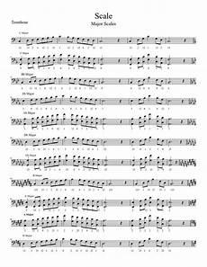 Mayor Scales Baritone Horn Euphonium