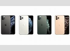 iPhone 11 colors: the new options for the iPhone 11 and 11