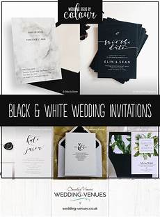 Wedding Invitations Black And White Black And White Wedding Invitations Wedding Ideas By