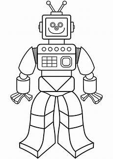 Malvorlagen Roboter Ausmalbilder Kostenlos Roboter 2 Ausmalbilder Kostenlos