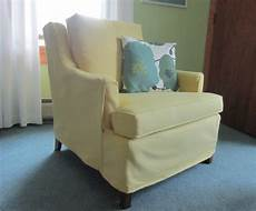 Yellow Sofa Slipcover 3d Image by Design Megillah Slipcovering A Chair