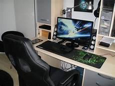 Computers Set Up Cool Computer Setups And Gaming Setups