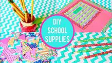 diy school supplies 2015 back to school