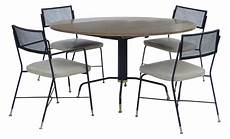 Modern Patio Sofa Set Png Image by 5 Troy Sunshade Company Dining Set Chairish