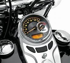 Harley Davidson Red Light On Speedometer 70900070b Harley Davidson 174 Combination Analog