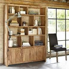 scaffale di legno scaffale a 3 ante in massello di legno di sheesham