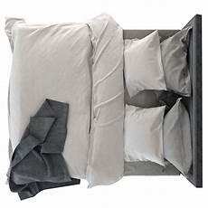 cama casal top view cama casal cama planta baixa