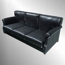 Sofa Seat 3d Image by 3d Model 3 Seat Sofa Industrial Style Cgtrader