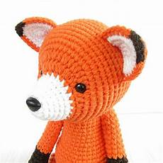fox amigurumi pattern amigurumipatterns net