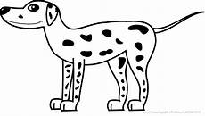 Ausmalbilder Hunde Dalmatiner Ausmalbilder Hunde