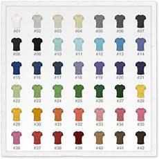 12 4 Color Chart 01 White 02 Light Gray 03 Gray