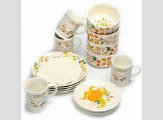 Mainstays 16 Piece Happy Harvest Fall Floral Dinnerware