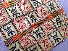 Adinkra Cloth Designs Trip To Ntonso State Of An Art Research In Action