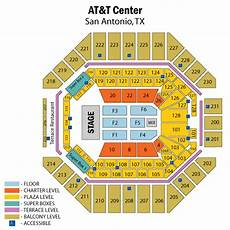 Spurs Seating Chart Seating Chart San Antonio Spurs Tickets