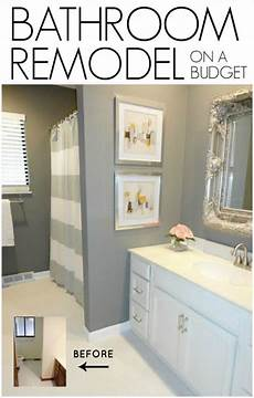 budget bathroom renovation ideas remodeled bathroom ideas inspiring makeovers on a budget