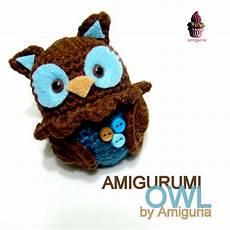 amigurumi owl amiguria amigurumi amigurumi owl by amiguria