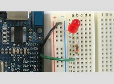 Make a Blinking LED Project with Arduino
