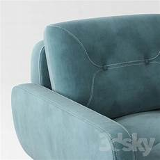 Reclining Sofa 3d Image by 3d Models Arm Chair Pralin Koltuk Takımı 02 дизайн