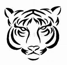 Simple Tiger Outline Simple Tiger Google Search Tiger Tiger